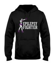 EPILEPSY EPILEPSY EPILEPSY EPILEPSY AWARENESS Hooded Sweatshirt thumbnail
