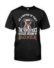 Boxer Boxer Boxer Boxer Boxer Boxer Boxer Boxer  Classic T-Shirt thumbnail
