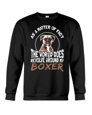 Boxer Boxer Boxer Boxer Boxer Boxer Boxer Boxer  Crewneck Sweatshirt thumbnail