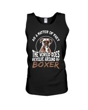 Boxer Boxer Boxer Boxer Boxer Boxer Boxer Boxer  Unisex Tank thumbnail