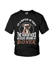 Boxer Boxer Boxer Boxer Boxer Boxer Boxer Boxer  Youth T-Shirt thumbnail