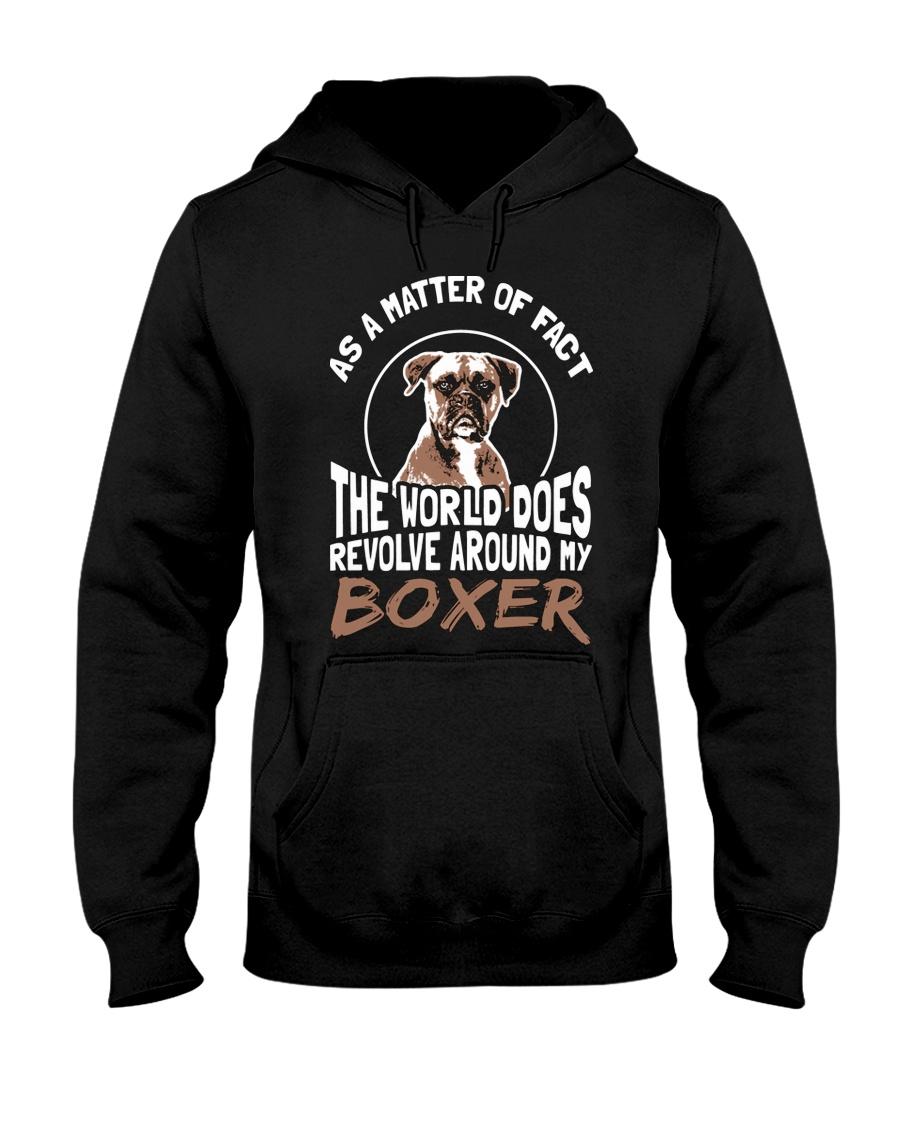 Boxer Boxer Boxer Boxer Boxer Boxer Boxer Boxer  Hooded Sweatshirt