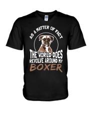 Boxer Boxer Boxer Boxer Boxer Boxer Boxer Boxer  V-Neck T-Shirt thumbnail