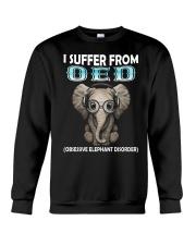 Elephant Elephant Elephant Elephant Elephant - Tee Crewneck Sweatshirt thumbnail