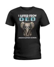 Elephant Elephant Elephant Elephant Elephant - Tee Ladies T-Shirt thumbnail