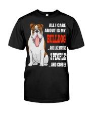 BULLDOG BULLDOG BULLDOG BULLDOG BULLDOG BULLDOG  Classic T-Shirt thumbnail