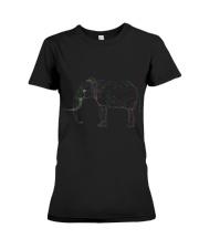 Elephant Elephant Elephant Elephant Elephant - Tee Premium Fit Ladies Tee thumbnail