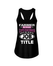 Farmer Farmer Farmer Farmer Farmer Farmer - tee Ladies Flowy Tank thumbnail