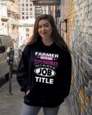 Farmer Farmer Farmer Farmer Farmer Farmer - tee Hooded Sweatshirt lifestyle-unisex-hoodie-front-1