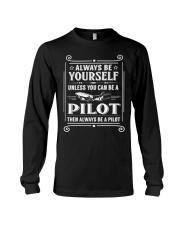 Pilot Pilot Pilot Pilot Pilot Pilot Pilot - tee Long Sleeve Tee thumbnail