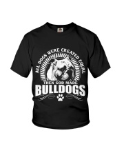 BULLDOG BULLDOG BULLDOG BULLDOG BULLDOG BULLDOG  Youth T-Shirt thumbnail