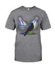 Raven up in this Claw  Classic T-Shirt front