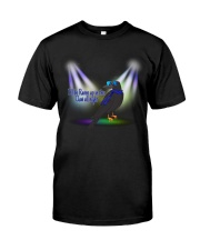 Raven up in this Claw  Classic T-Shirt thumbnail