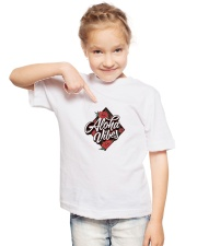 Visual Arts T-shirt Graphic Design Youth T-Shirt lifestyle-youth-tshirt-front-2