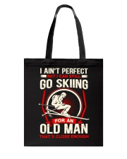 Perfect Old Man Tote Bag thumbnail