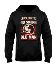 Perfect Old Man Hooded Sweatshirt tile
