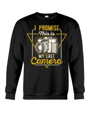 Last Camera Crewneck Sweatshirt thumbnail