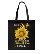 Just Vietnam Veteran Wife Tote Bag thumbnail