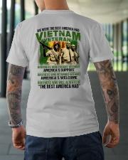 The Best 2 Classic T-Shirt lifestyle-mens-crewneck-back-3