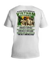 The Best 2 V-Neck T-Shirt thumbnail