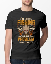 Go Fishing Classic T-Shirt lifestyle-mens-crewneck-front-13