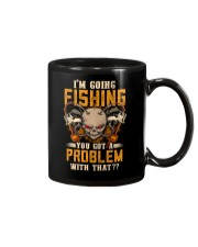 Go Fishing Mug tile