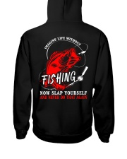 Slap Hooded Sweatshirt thumbnail