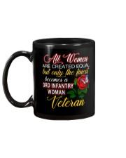 Finest Veteran 3rd Infantry Mug back