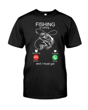 Fishing Calling Classic T-Shirt tile
