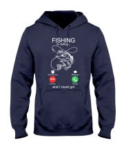 Fishing Calling Hooded Sweatshirt thumbnail