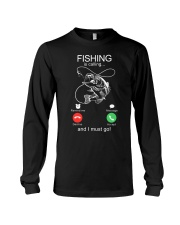 Fishing Calling Long Sleeve Tee tile