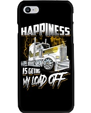 Trucker Happiness Phone Case thumbnail