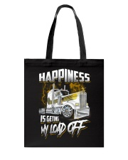Trucker Happiness Tote Bag thumbnail
