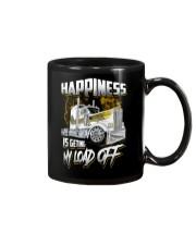 Trucker Happiness Mug thumbnail