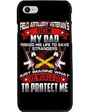 Field Artillery Veteran Son Phone Case thumbnail