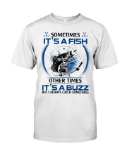 Catch Buzz Bright Classic T-Shirt front