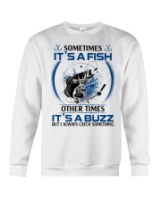 Catch Buzz Bright Crewneck Sweatshirt thumbnail