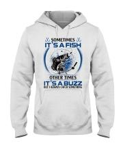 Catch Buzz Bright Hooded Sweatshirt thumbnail