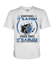 Catch Buzz Bright V-Neck T-Shirt thumbnail