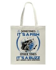 Catch Buzz Bright Tote Bag thumbnail