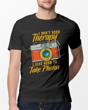 Photo Therapy 2 Classic T-Shirt lifestyle-mens-crewneck-front-13
