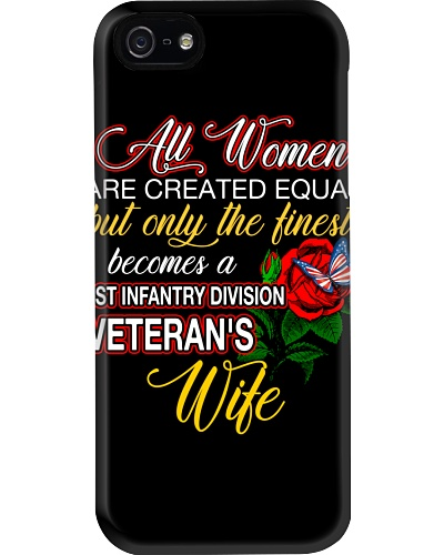 Finest Wife 1st Infantry
