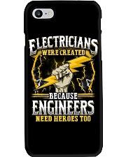 Electrician Hero Phone Case thumbnail