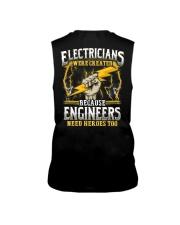 Electrician Hero Sleeveless Tee thumbnail