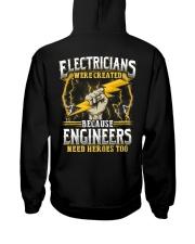 Electrician Hero Hooded Sweatshirt thumbnail