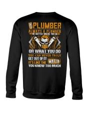 Mafia Plumber Crewneck Sweatshirt thumbnail
