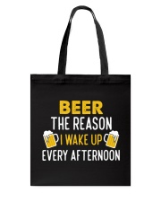 Wake Up Tote Bag thumbnail