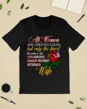 Finest Wife 11th Armored Cavalry Regiment Classic T-Shirt lifestyle-mens-crewneck-front-19