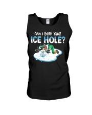 Bore Your Ice Hole Unisex Tank thumbnail