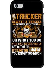 Mafia Trucker Phone Case thumbnail